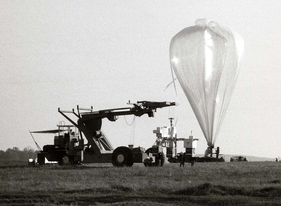 1980 HA balloon